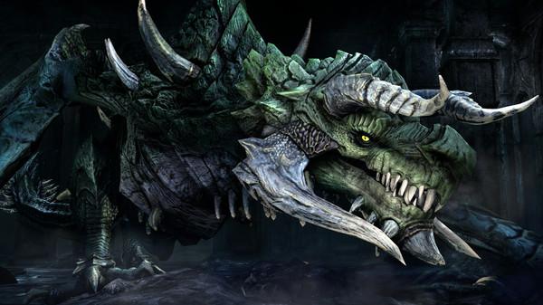 Elders Scrolls Online draghi espansione dlc