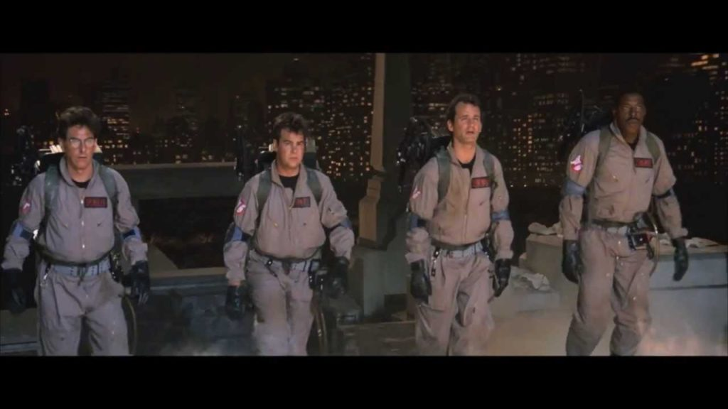Ghostbusters 3: le reazioni del cast originale - Bill Murray, Dan Aykroyd
