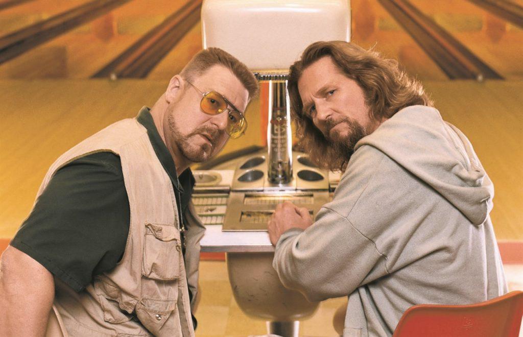 Il Grande Lebowski - il Drugo interpretato da Jeff Bridges - Febbraio 2019