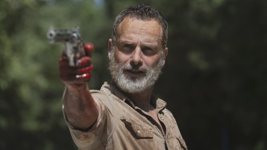 Rick Grimes / Andrew Lincoln - The Walking Dead - Stagione 9