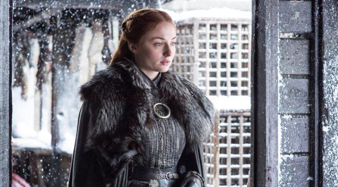 Game of Thrones: Sophie Turner ha portato a casa un enorme spoiler dal set