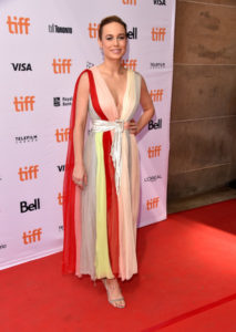 Brie Larson, debutta su Netflix