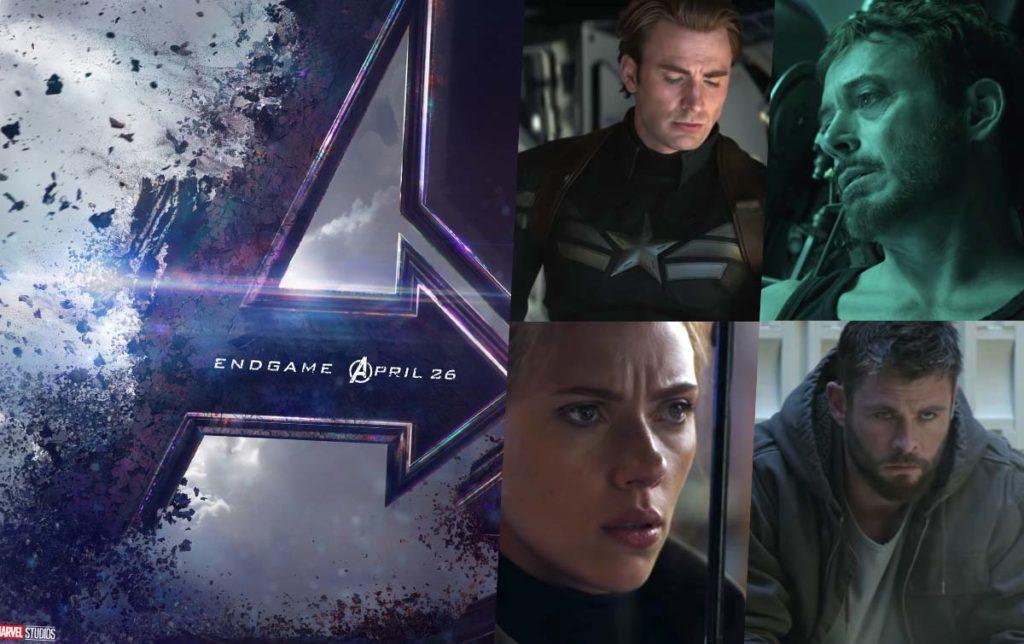 Avengers: Endgame nuovo trailer video super bowl captain america marvel