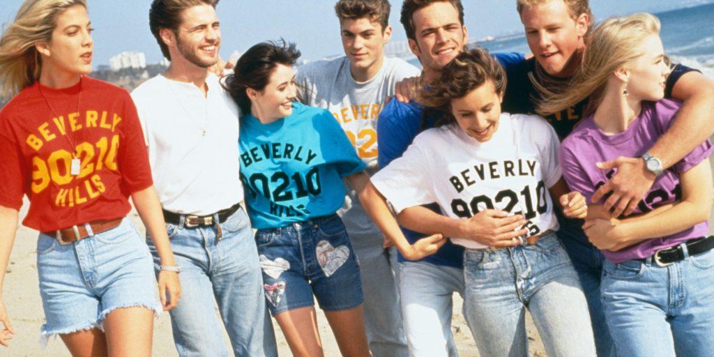 cast serie fox video 90210