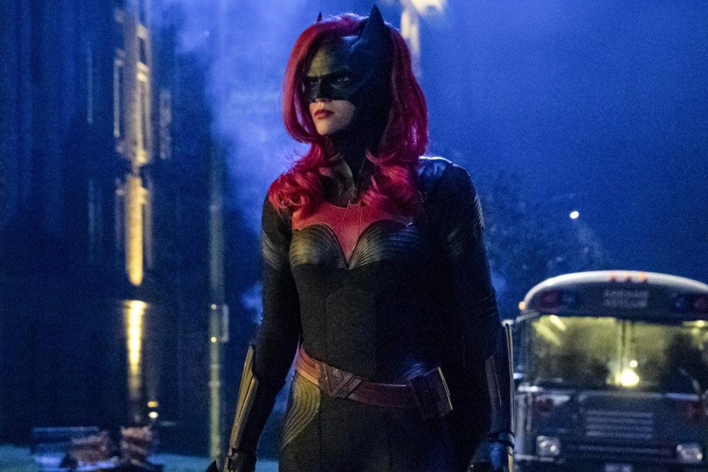 rachek skarsten alice katy kane batwoman nemico serie tv spin off pilot