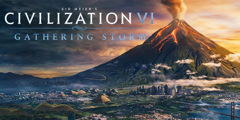 Civilization 6 Gathering Storm DLC