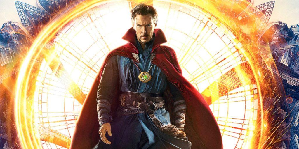 Doctor Strange film cancellato catalogo Netflix settimana febbraio