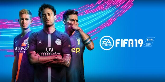 FIFA 19 TOTW 37