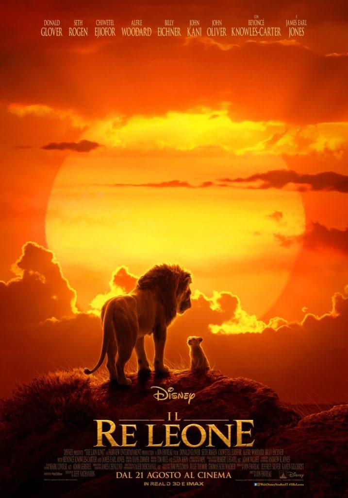 Il re leone nuovo live-action disney. nuova clip agli oscar 2019
