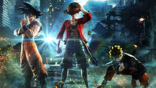 Bandai Namco One Piece Dragon Ball Shonen Jump