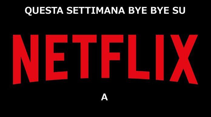 Netflix Italia settimana cancellazioni film serie tv documentari febbraio catalogo rimossi