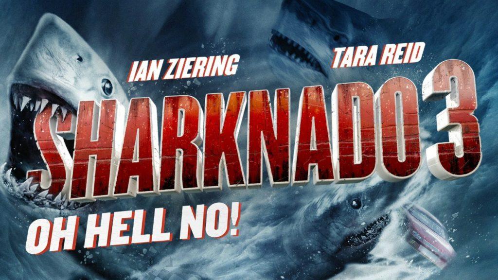 Sharknado netflix cancellato rimosso febbraio 2019