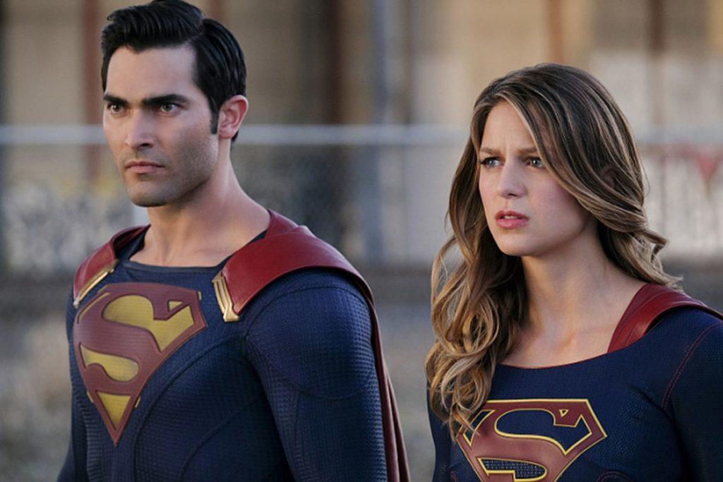 supergirl the cw abc programmazione settimana USA episodio