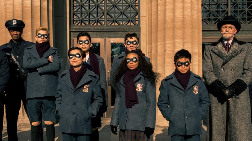 the umbrella academy su netflix