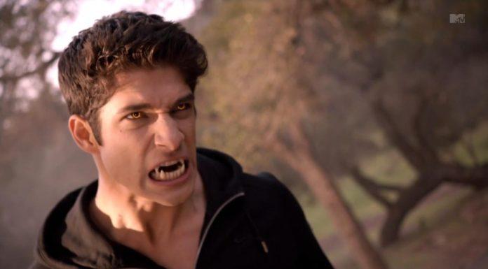Tyler Posey Teen Wolf cast Lost Boys vampiri