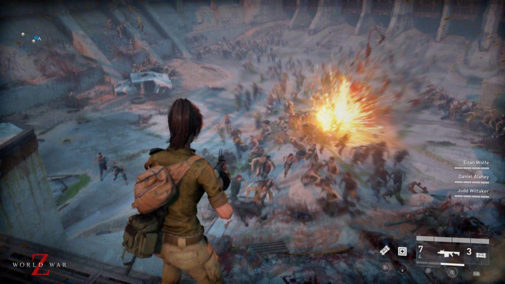 world war z zombie gameplay gioco epic games preorder data uscita pvpvz
