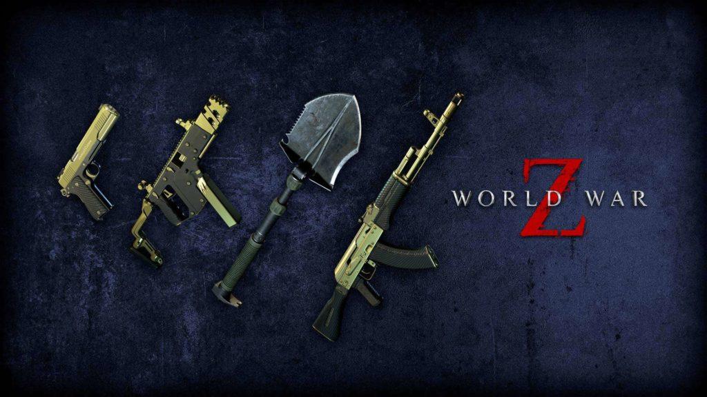 wwz logo pack preorder preordine ps4 xbox one skin arma zombie