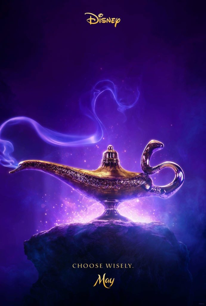 Aladdin- il trailer del live-action Disney con Will Smith diretto da Guy Ritchie