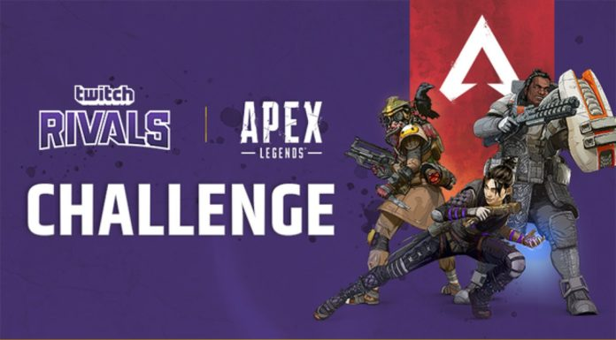 twitch rivals apex legends challenge torneo evento data orario esports shroud drdisrespect