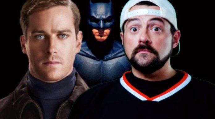 Batman Kevin Smith Armie Hammer