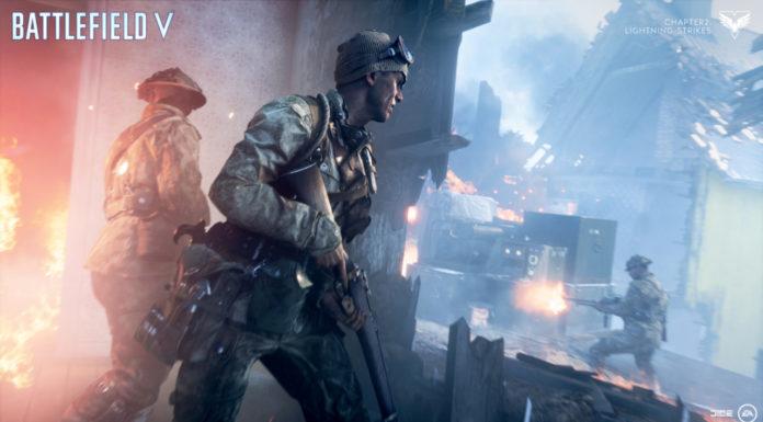 battlefield 5 parte del calo di Electronic Arts, dice il CEO