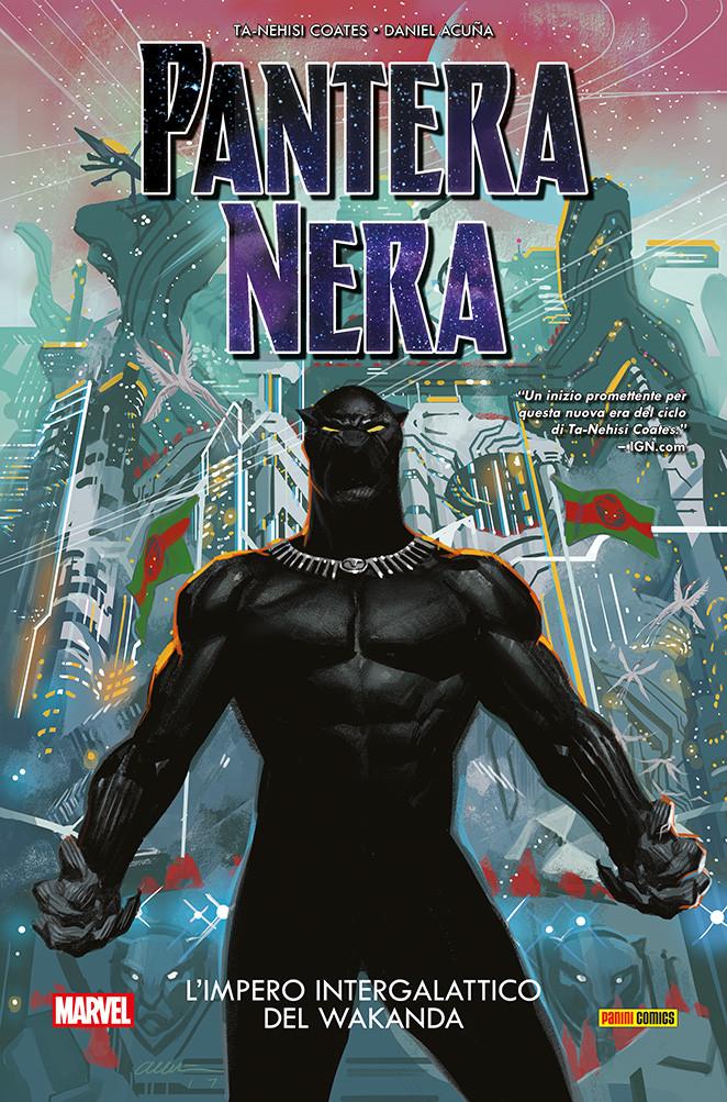 Panini Comics: annunciate le uscite del 28 febbraio 2019 - Pantera Nera 6