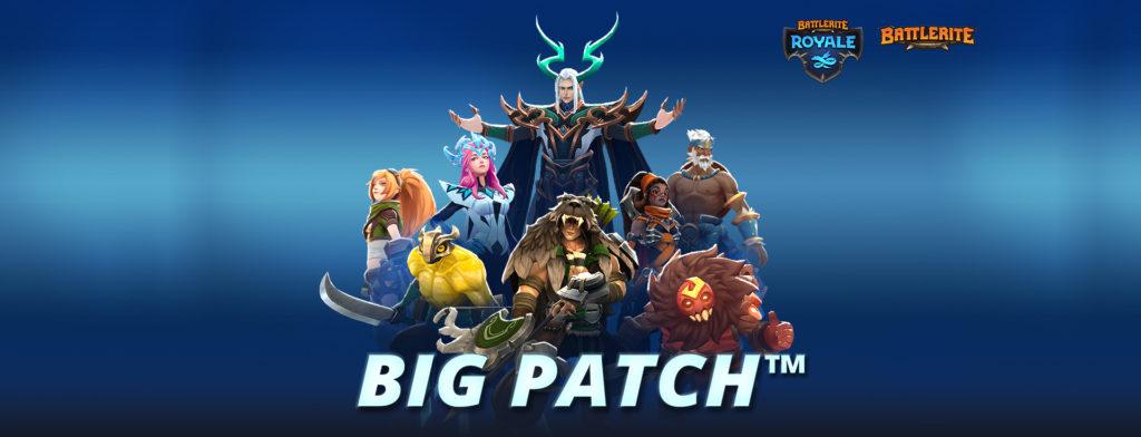 battlerite royale trailer big patch f2p