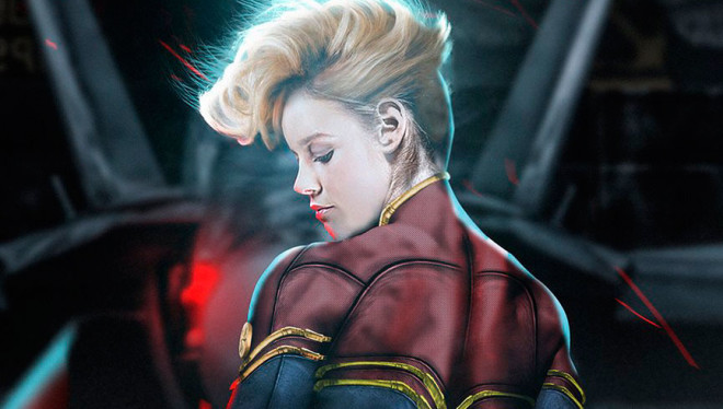 Captain Marvel film - Carol Danvers