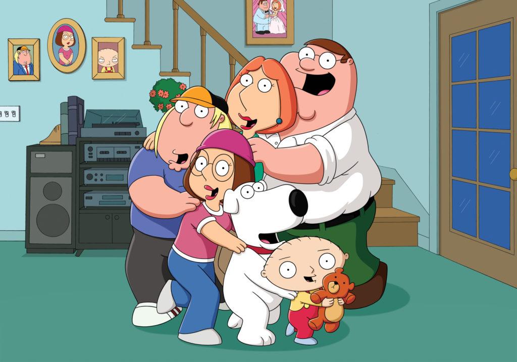 Family Guy e bob's Burger su FOX