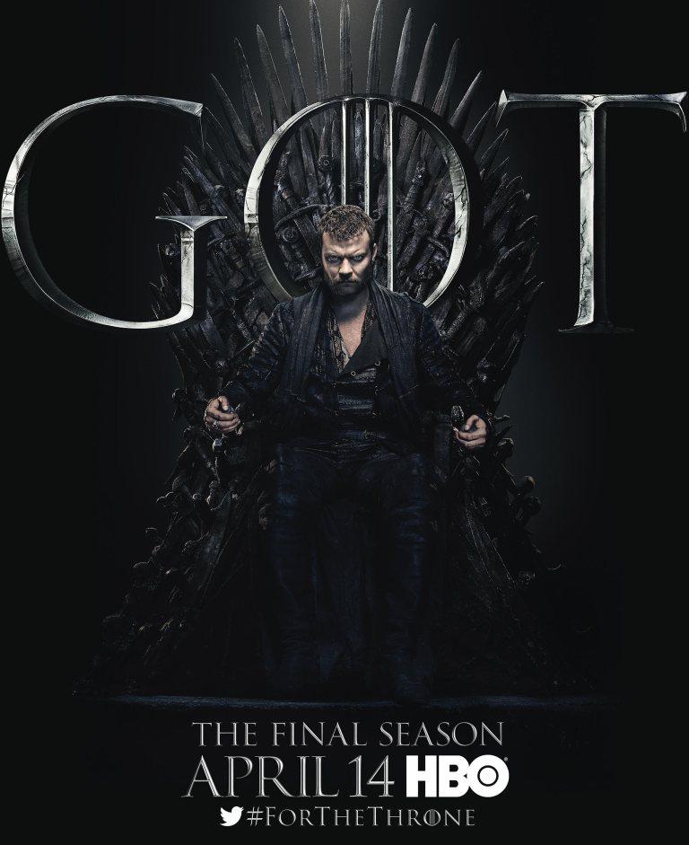 Game Of Thrones - Euron Greyjoy (Pilou Asbaek)