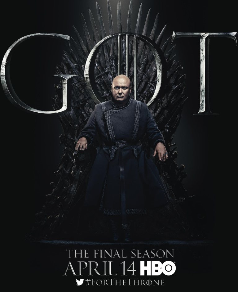 Game Of Thrones - Varys (Conleth Hill)
