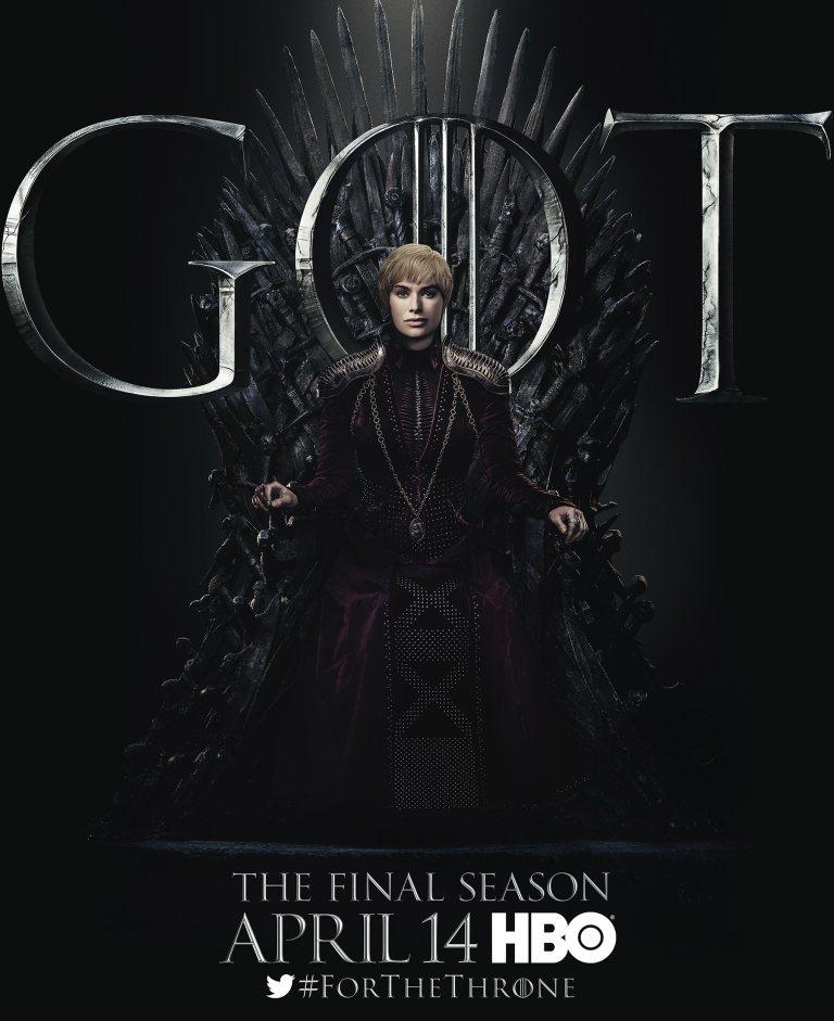 Game of thrones - Cersei Lannister (Lena Headey)