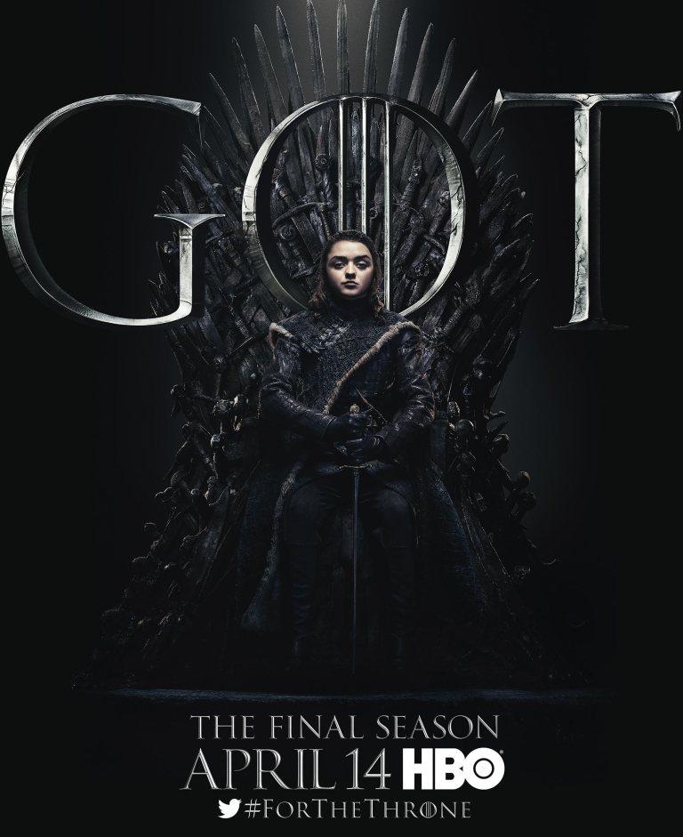 Game of thrones - Arya Stark (Maisie Williams)