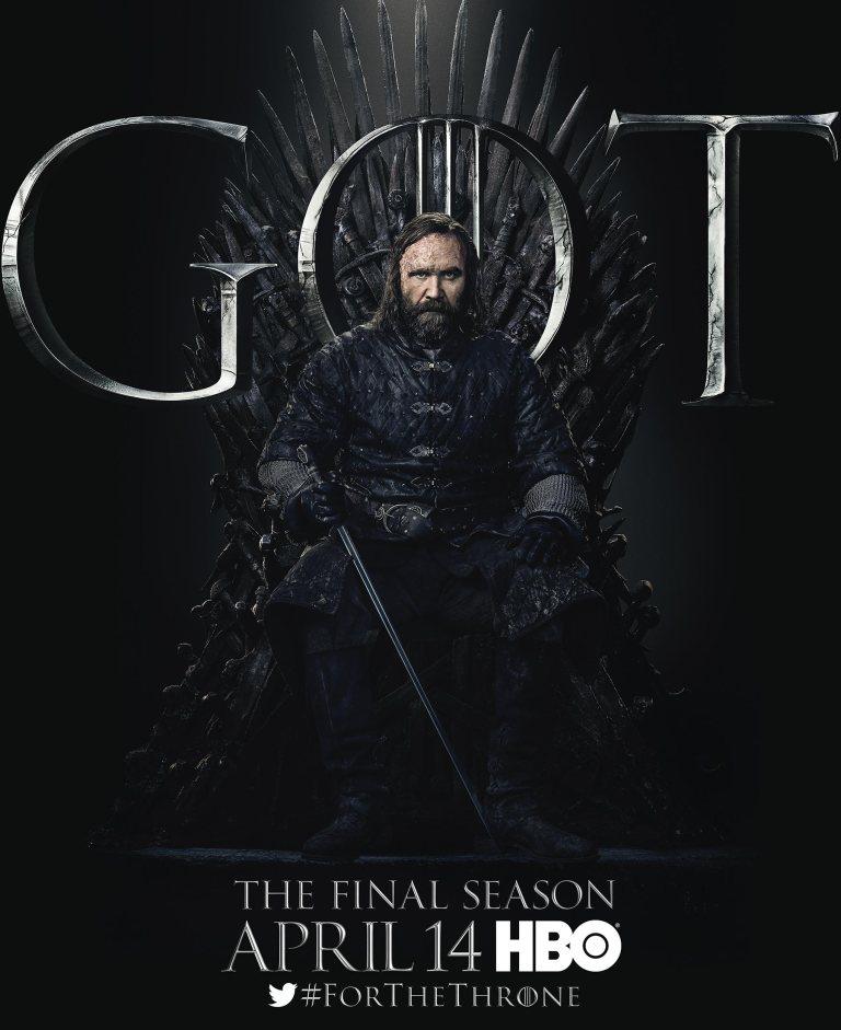 Game of thrones - Il Mastino (Rory McCann)
