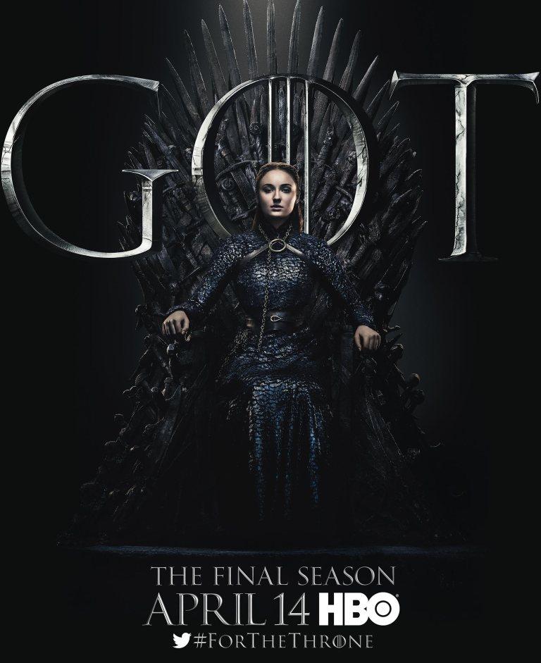 Game Of Thrones - Sansa Stark (Sophie Turner)