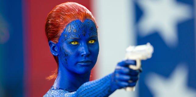 X-Men: Dark Phoenix, il regista parla della morte del mutante vista nel trailer - Mystica / Jennifer Lawrence