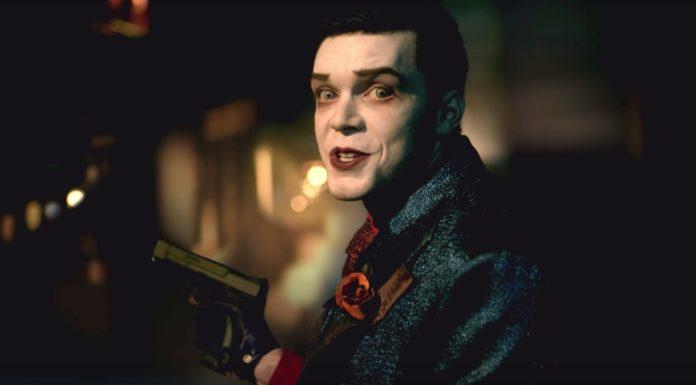 joker gotham cameron