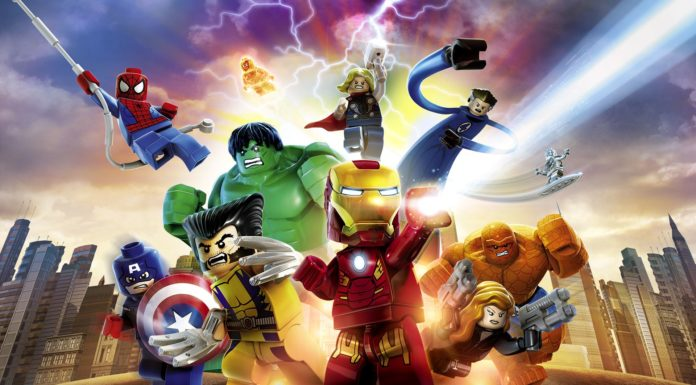 lego super heroes marvel collection avengers gioco ps4 xbox one data wb
