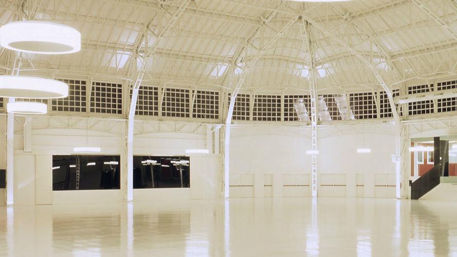 Il palazzo del ghiaccio, sede dell'evento di esport di Ubisoft