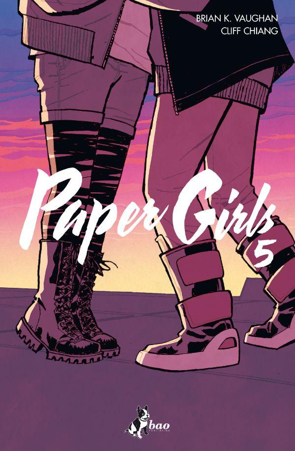 paper girl 5
