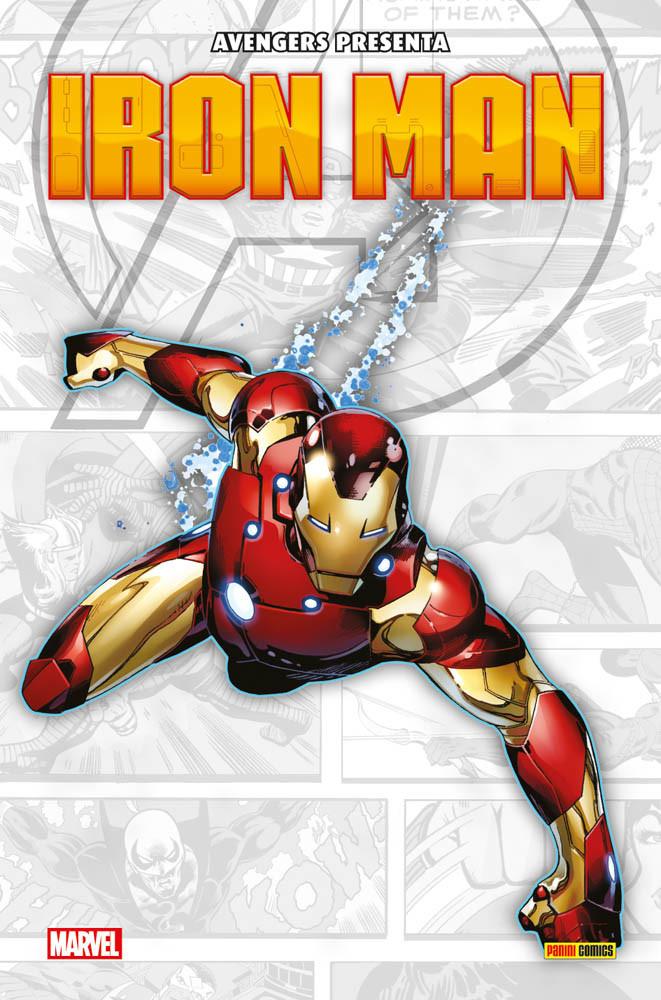 Avengers Presenta: Iron Man