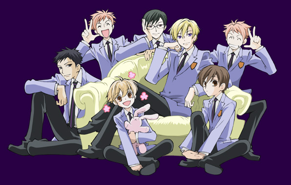 anime remake ouran high school host club