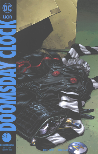 DOOMSDAY CLOCK 2 Regular