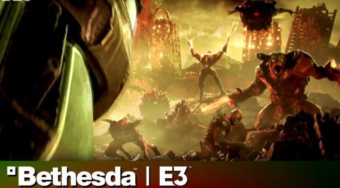 Bethesda E3 2019 conferenza Doom Eternal