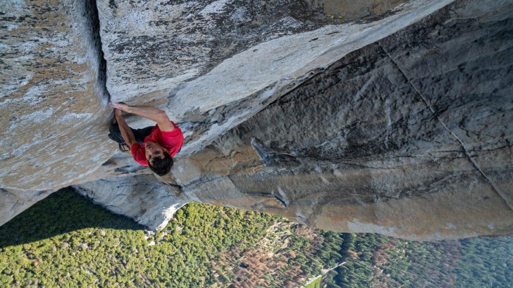 free solo recensione Un documentario che racconta una delle incredibili imprese dello scalatore Alex Honnold