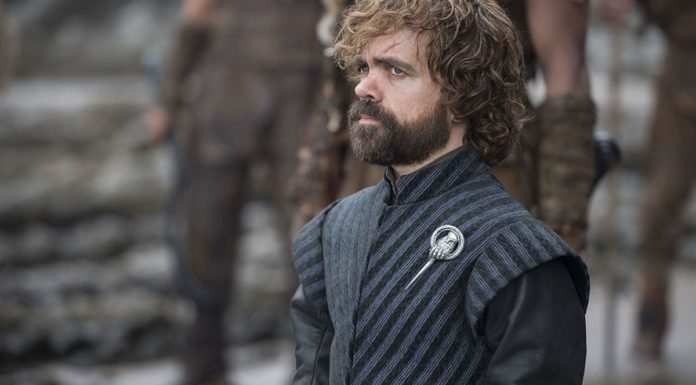 Game of Thrones Tyrion mano poster teorie