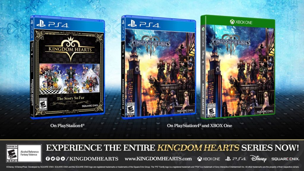 KH collection ps4 pre-order marzo