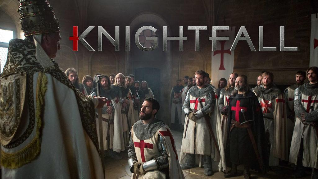 knightfall settimana marzo uscita programmazione