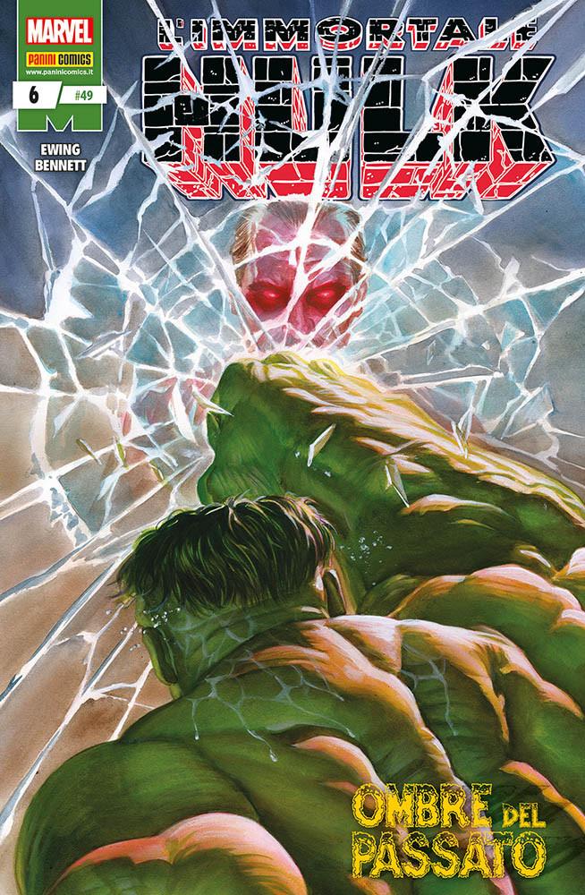 L'Immortale Hulk 6 - Regular