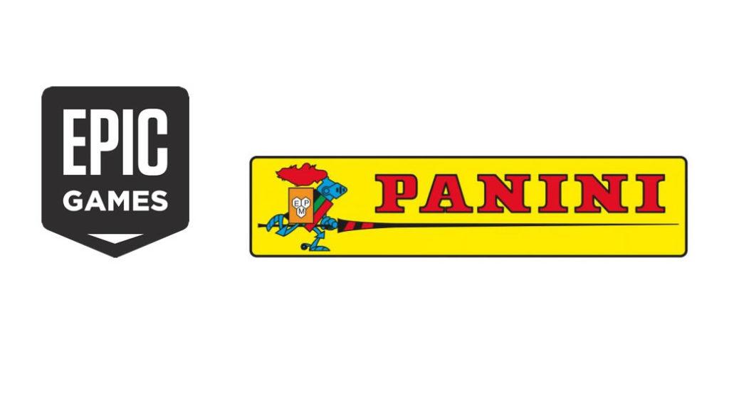 Accordo Panini - Epic Games per distribuire le figurine di Fortnite